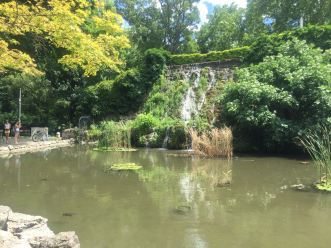 Budapest Margareteninsel Japanischer Garten
