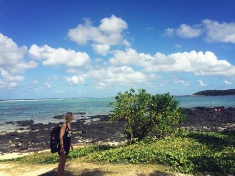 Blue Bay Beach Mauritius