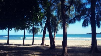 Flic en Flac Beach