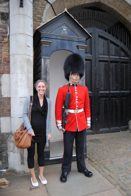 London Change of the Guards Birthday