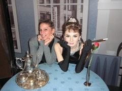 Madame Toussands London