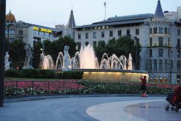 Placa de Catalunya Barcelona