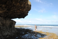 Magpupungko Rock Pools Siargao Philippinen